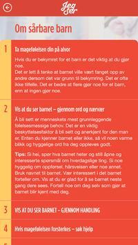 Jeg Ser screenshot 1