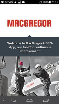 MacGregor QEHS screenshot 4