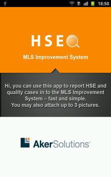 MLS HSEQ poster