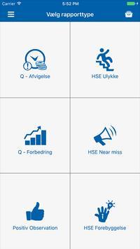 BWS HSSE&Q screenshot 1
