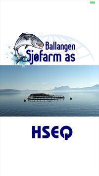 Ballangen HSEQ poster