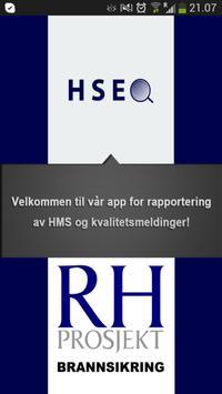 RH HSEQ poster