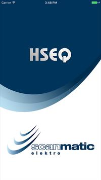 Scanmatic HSEQ poster