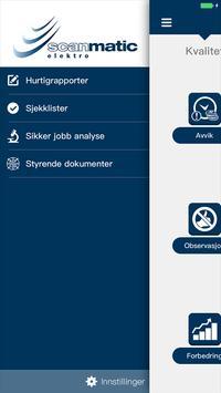 Scanmatic HSEQ screenshot 2