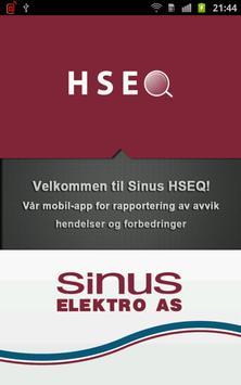 Sinus HSEQ poster