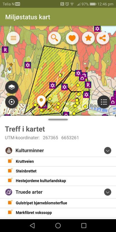 miljøstatus kart Miljøstatus kart 3.0 for Android   APK Download miljøstatus kart