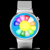 Grapheme Color Clock icon