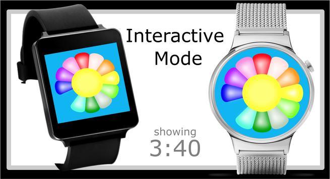Grapheme Color Clock poster