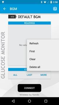 nRF Toolbox screenshot 3