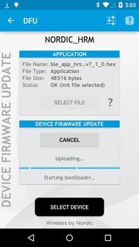 nRF Toolbox screenshot 4