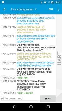 nRF Toolbox screenshot 6