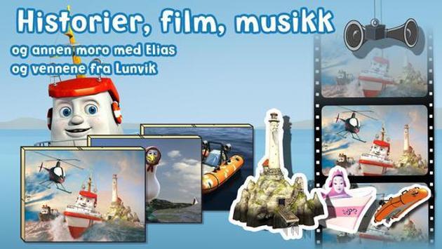 Elias poster