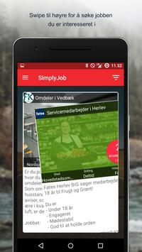 SimplyJob - Norway apk screenshot