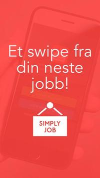 SimplyJob - Norway poster