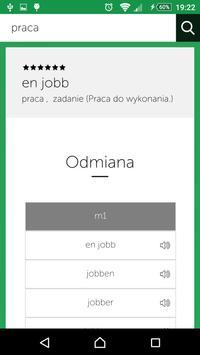 Słownik Polsko Norweski screenshot 2