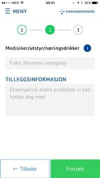 E-resept screenshot 3