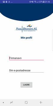 Pluss Økonomi AS apk screenshot