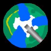 ReinaRock - Godot icon