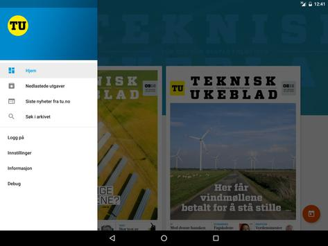 Teknisk Ukeblad apk screenshot