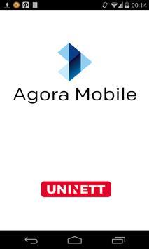 Agora Mobile poster