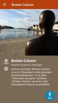 Broken Column guide poster