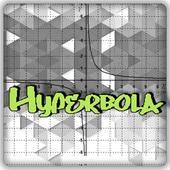 Hyperbola icon