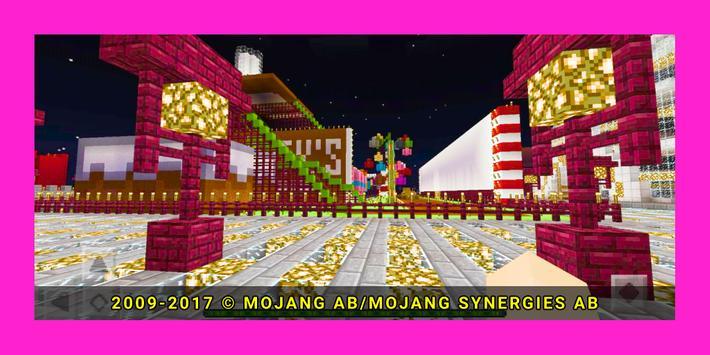 Notchland Amusement map adventure screenshot 2