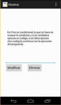Notas de Clase screenshot 3