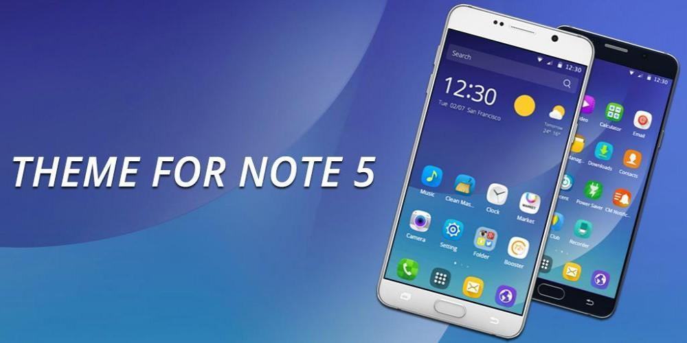 Theme for Samsung Note5 for Android - APK Download