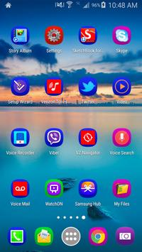 Theme for Huawei P9 apk screenshot