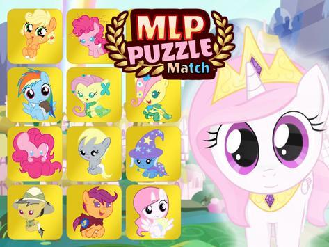 Magic! Pony Match screenshot 1