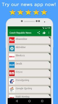 News Czech Republic Online poster