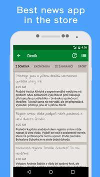 News Czech Republic Online apk screenshot