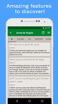 News Angola Online apk screenshot