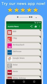 News Austria Online poster
