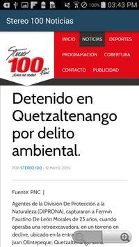 Guatemala News apk screenshot