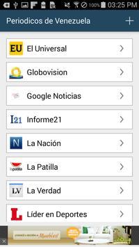 Venezuela News apk screenshot