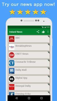 News Ireland Online poster