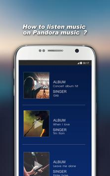 Preview Music Radio Station Streaming Service screenshot 1