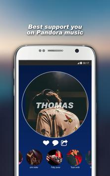 Preview Music Radio Station Streaming Service screenshot 2