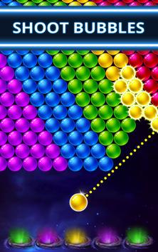Bubble Nova poster