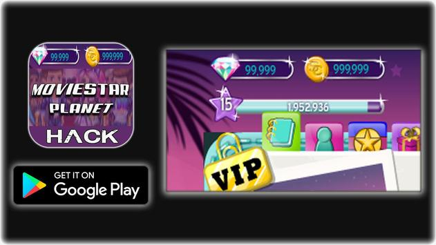 Hack For Moviestarplanet Cheats New Prank! screenshot 1