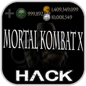 Hack For MORTAL KOMBAT X Cheats New Prank! icon