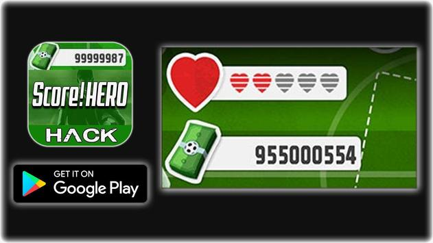 Hack For Score Hero Cheats New Prank! screenshot 2
