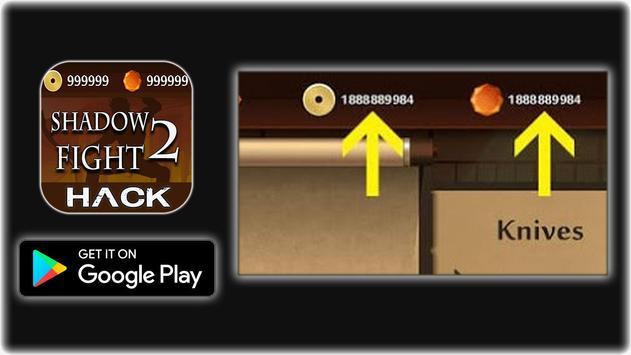 Hack For Shadow Fight 2 Cheats New Prank! screenshot 1