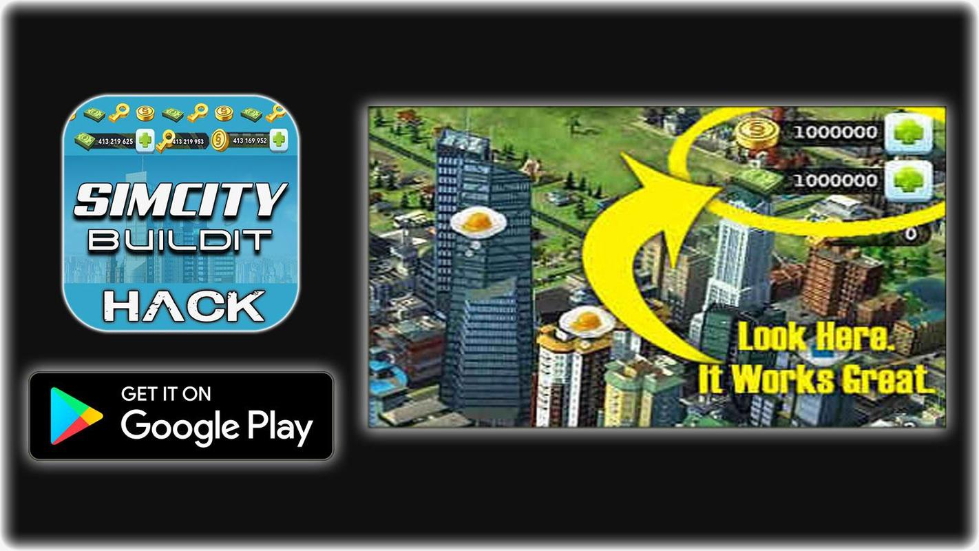 Simcity buildit hack android new versions | SimCity BuildIt Hack