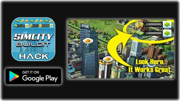 Hack For Simcity BuildIt Cheats New Prank! screenshot 2