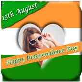 India Flag Photo Editor icon