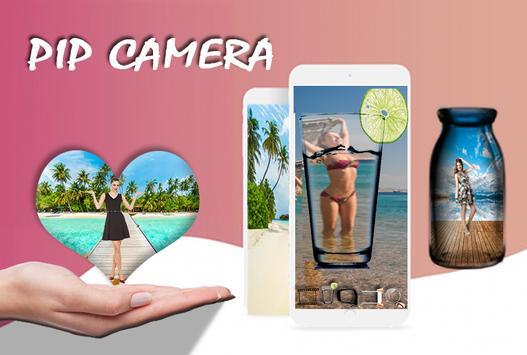PIP Camera - Photo In Photo screenshot 6