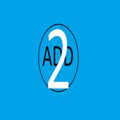 Add 2 icon